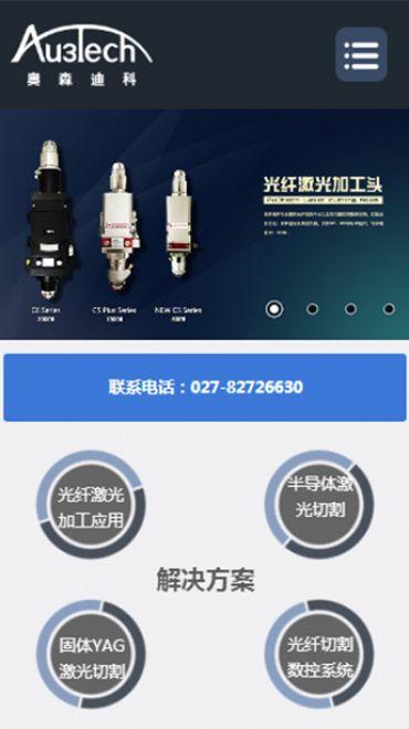 武汉奥森迪科智能电控科技有限公司